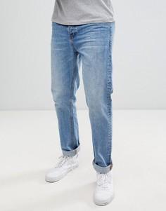 Свободные прямые джинсы Dr Denim Gus - Синий