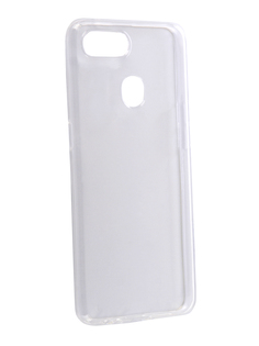 Аксессуар Чехол для OPPO F9 Zibelino Ultra Thin Case White ZUTC-OP-F9-WHT
