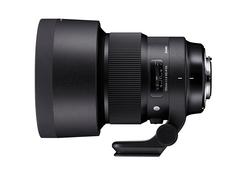 Объектив Sigma Canon AF 105 mm f/1.4 Macro DG HSM / A