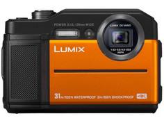 Фотоаппарат Panasonic Lumix DC-FT7 Orange