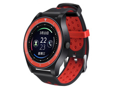 Умные часы ZDK R10 Black-Red