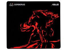 Коврик ASUS Cerberus Mat Plus Black-Red 90YH01C2-BDUA00