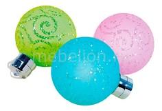 Набор из 3 елочные шаров световых (8 см) LT034 26851 Feron