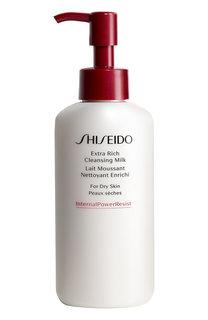 Очищающее молочко для сухой кожи Internal Power Resist Shiseido