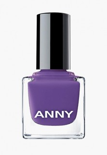Лак для ногтей Anny тон 214.10 пурпурное сердце