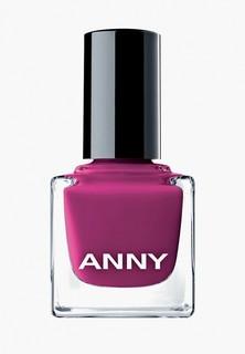 Лак для ногтей Anny тон 188 королевская фуксия