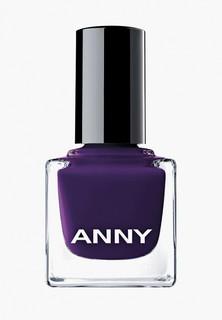 Лак для ногтей Anny тон 204.10 темный индиго