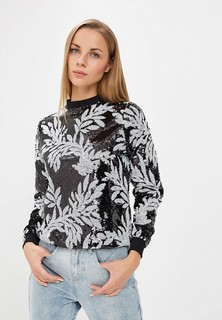 Свитшот LOST INK SEQUIN MONO SWEAT