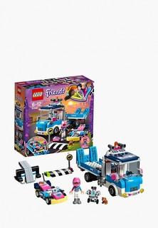Конструктор Friends Lego Грузовик техобслуживания 41348