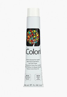 Краска для волос KayPro iColori темно-русый медный, 90 мл