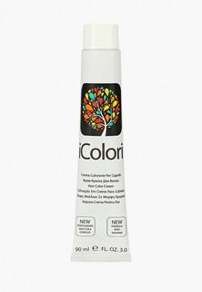 Краска для волос KayPro iColori темно-табачный блондин, 90 мл