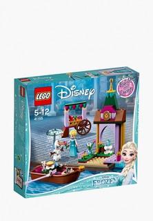 Конструктор Disney Lego Приключения Эльзы на рынке 41155