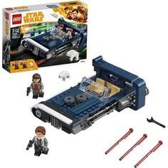 Конструктор Lego Звездные войны Спидер Хана Соло (75209)