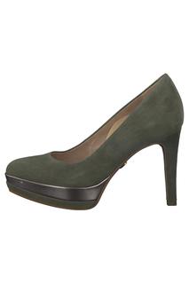 Зеленые женские туфли-лодочки – купить в интернет-магазине   Snik.co b39d064f72c