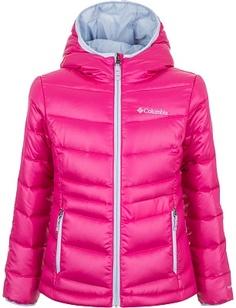 Куртка пуховая для девочек Columbia Gold 550 TurboDown, размер 137-147