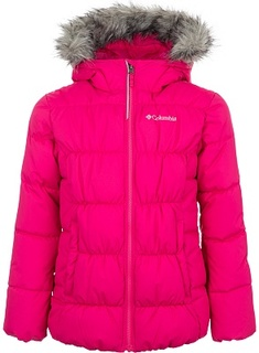 Куртка утепленная для девочек Columbia Gyroslope, размер 125-135