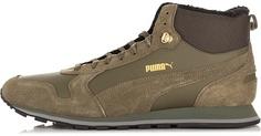 Кроссовки мужские Puma ST Runner Mid Fur, размер 41,5