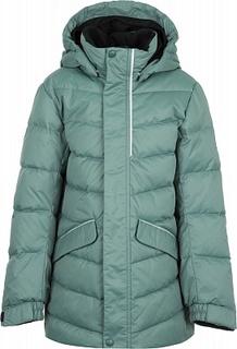 Куртка пуховая для мальчиков Reima Janne, размер 146
