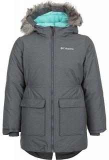 Куртка утепленная для девочек Columbia Siberian Sky, размер 150-157