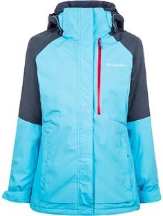 Куртка утепленная женская Columbia Wildside, размер 50