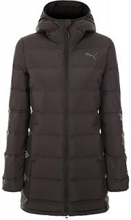 Куртка пуховая женская Puma Downguard, размер 46-48
