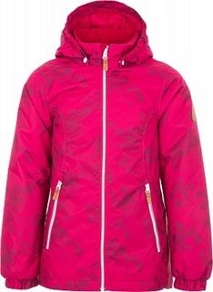 Куртка утепленная для девочек Reima Ovlin, размер 128