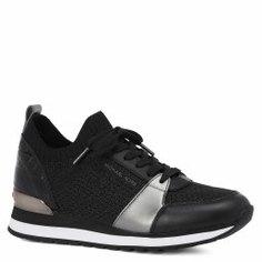 Кроссовки MICHAEL KORS 43F8BIFS6D черный