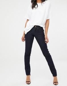Прямые джинсы цвета индиго с классической талией G-star - Синий