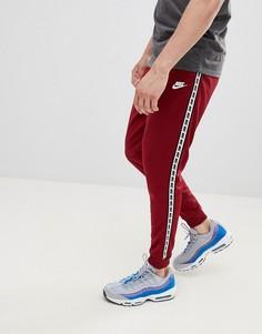 Красные облегающие джоггеры Nike AR4912-677 - Красный