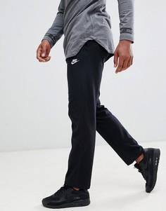 Черные джоггеры Nike Club 804421-010 - Черный