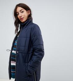 Дутая куртка Mamalicious - Темно-синий Mama.Licious
