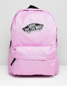 Рюкзак с логотипом Vans - Фиолетовый