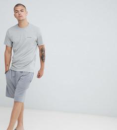 Пижама с сумкой для хранения Calvin Klein - Серый
