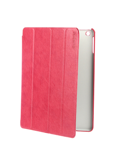 Аксессуар Чехол Gurdini Classic Series для APPLE iPad Air / iPad New 2017-2018 9.7 Crimson 520037