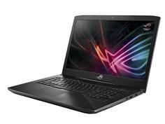 Ноутбук ASUS GL703GE-GC169T 90NR00D2-M03810 Black Metal (Intel Core i7-8750H 2.2 GHz/16384Mb/1000Gb + 128Gb SSD/No ODD/nVidia GeForce GTX 1050Ti 4096Mb/Wi-Fi/Bluetooth/Cam/17.3/1920x1080/Windows 10 64-bit)