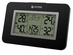 Погодная станция Vitek VT-6410 Black