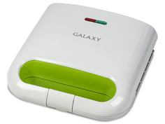 Вафельница Galaxy GL2963 White-Green