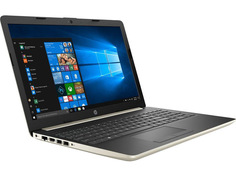Ноутбук HP 15-db0022ur Pale Gold 4HB39EA (AMD E2-9000e 1.5 GHz/4096Mb/500Gb/AMD Radeon R2/Wi-Fi/Bluetooth/Cam/15.6/1366x768/Windows 10 Home 64-bit)