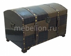 Сундук 2554L коричневый Петроторг