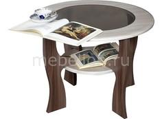 Стол журнальный Маджеста-6 1360627 Олимп мебель
