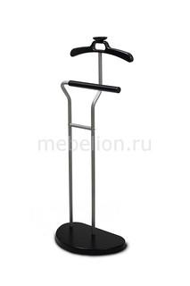 Вешалка для костюма Декарт Д-10 металлик/венге Мебелик