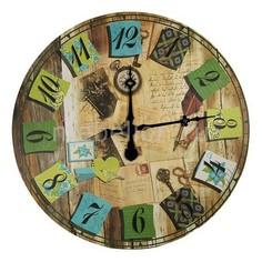 Настенные часы (60 см) C60-2 Акита