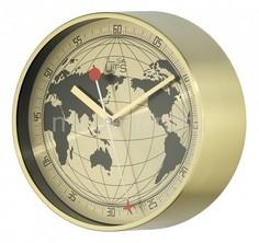 Настенные часы (20 см) Карта мира 4014G Tomas Stern