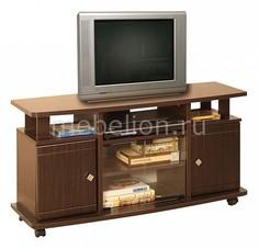 Тумба под ТВ Виста-13 венге Олимп мебель