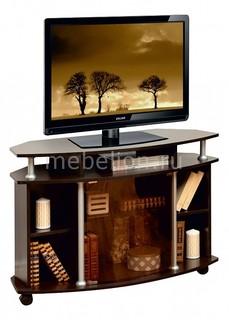 Тумба под ТВ Виста-7 венге Олимп мебель