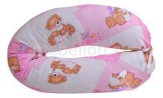 Подушка для беременных (70х130х35 см) Мишки Relax Son