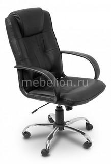 Кресло компьютерное Бюрократ T-800AXSN черное