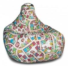 Кресло-мешок Домики II Dreambag