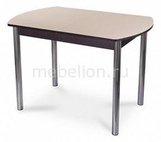 Стол обеденный Гамма ПО-1 со стеклом Домотека
