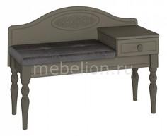 Банкетка Ассоль Плюс АС-41 Компасс мебель
